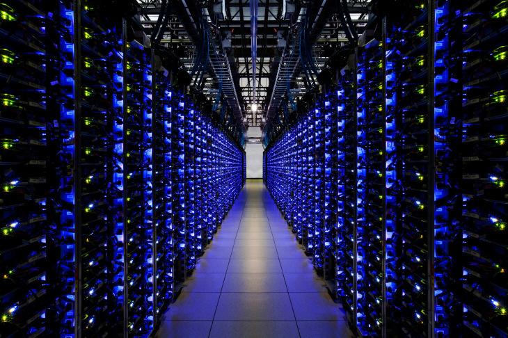 Google-Cloud-Data-Center