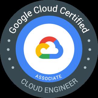 Google Cloud Certification-badge